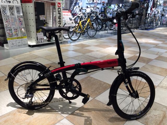 自転車の 幕張 自転車 レース 2016 : 早くも tern の2016年モデル入荷 ...